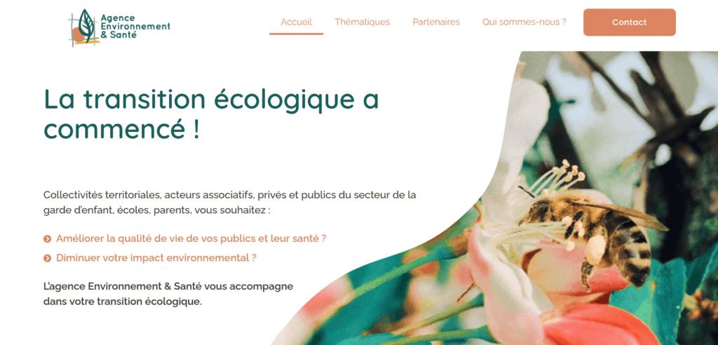 Agence Environnement Santé Eleni Gravière Alexandra Lorenzo