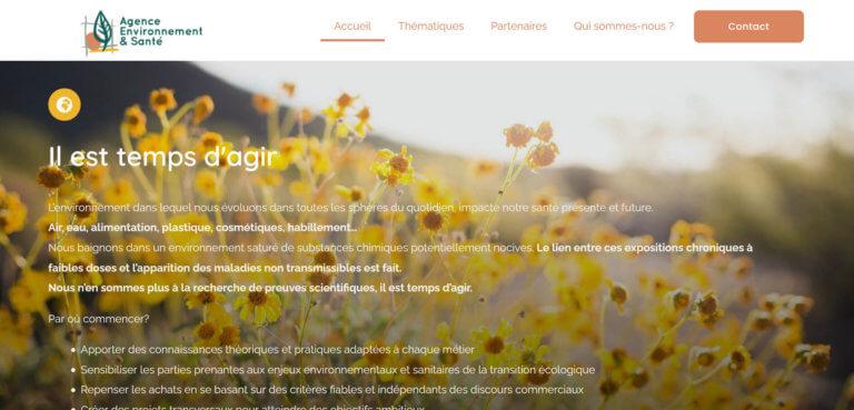 Agence environnement Santé