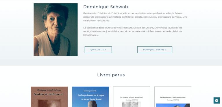 Dominique Schwob Accueil